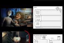 Teaching through video/films