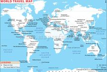 Travel Maps / View world travel maps to choose your travel destination to major cities, international airports, best shopping destinations, best museums and much more.