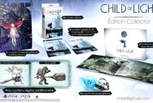 Child of Light - Edition Collector (With Y. Amano - Final Fantasy)