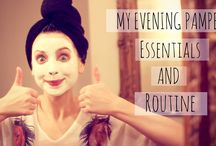 Pamper evening