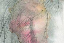 Rodin drawings