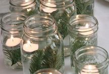 Mason Jar LOVE! / by Connie Biaggini-Spradling