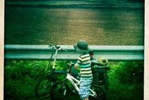 Bicycle Trips in South Korea / Cycle touring with kids in South Korea