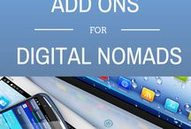 Digital Nomad / by Marin Schaik