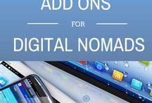 Digital Nomad Dreams✈️✈️ / Lifestyle