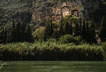 Hidden Gems in Dalyan / Step back on the pass of civilization, enjoy the peace and tranquility of Dalyan or if you prefer, dance the night away...we  ♥ to make our guests' holidays more memorable.