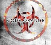 """Code Orange / A school assignment gone very wrong...""""Readers won't soon forget either the profoundly disturbing premise of this page-turner or its likable, ultimately heroic slacker protagonist."""" Starred, Booklist"""