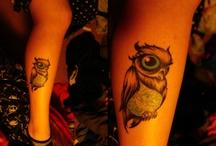 Tattoos / by Jynni Schafer