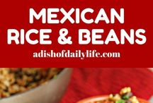 Easy Healthy Mexican Recipes / Healthy mexican food recipes that are easy to make and are packed with flavour!