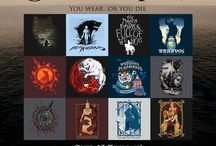 Game of Tees Collection (Ended) / April 13th - 20th / by TeeFury