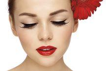 Make- up Pin Up