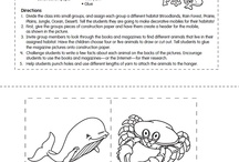 Animals for Kinder / by Simply Kinder