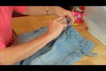 YOUTUBE SEWING ALTERATION / FOR MY NEW JOB ...SEAMSTRESS' REPAIRING CLOTHES VIDEO...USEFUL TO LEARN PROFESSIONAL WAY TO ALTER GARMENT