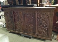 Sideboards, Buffets and Credenzas / Credenzas, Sideboards and Buffets all hand made out of solid hardwood from San Diego Rustic Furniture
