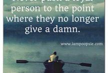 Quotes / by Linda Hamilton