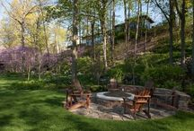 outdoor decor/living / by Alicia Bechtold