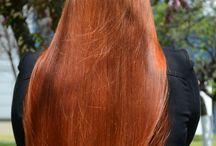 hair / hair, hair growth, long hair, hair care, redhead, redheads, red hair, ginger, gingers, hair inspiration, hair blogger, hair style, hair oil, hair goals, hair styles, rude włosy, my red hair, pielęgnacja włosów