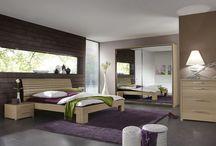 Ložnice / Bedroom / Pohodlné, útulné, stylové, moderní, trendy i nadčasové ložnice  Home decor, design and interiors Cozy, stylish, trendy and timeless bedrooms