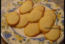 Recettes petits gâteaux