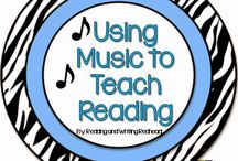 Teaching through music / Learning classroom concepts through music