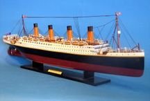 Handcrafted Model Ships / Authentic model ships and nautical decor by Handcrafted Model Ships.