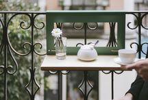 mesas balcon