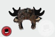 Cappelli in Peluche Animals / ...let's have fun!