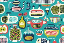 Food Illustration Inspiration