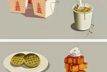 Foods I'd Cook