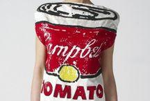 kunst of kleding? / art inspired clothing
