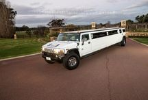 Wedding Cars / Various wedding cars and limos that can be used at a wedding.