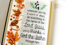 Katina | Faith Journaling