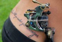 Tattoo / Pincek Ink Tattoo Studio