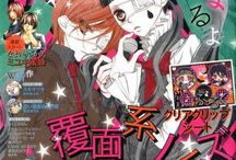 Manga portadas