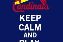 St. Louis Cardinals <3 / Al their merchandise / by Latasha Jones