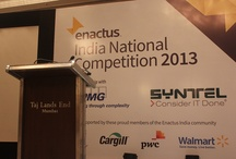 Syntel at Enactus India National Competition 2013