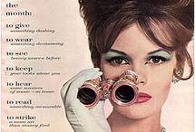 1960s maquillage / by Aura Ori