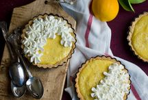 Sugary Desserts / by Merredith Lloyd