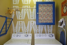 Laundry Rooms / by Melissa Gonzales