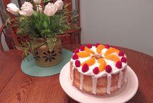 luteeniton kakku,leivonnaiset ja ruoka
