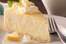 Sandy B--Cheesecake. / Oh, how I LOVE cheesecake!!! / by Sandra Belisle