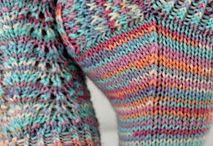 Calzini a maglia