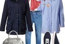 Plus-Size Outfits - Mode für kurvige Frauen