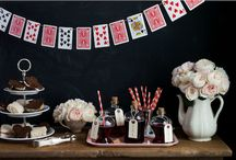 Queen of Hearts 5th Birthday Party / by Alana Levitt