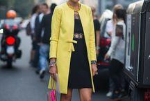 yellow / by Robyn Claeys