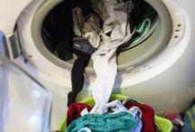 vask av klær