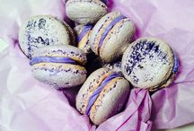 French Macarons / Sweet Meringue Confectionery