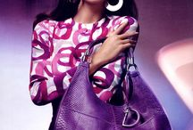Dior ad campaign FW 2008