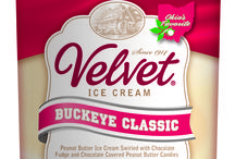 Velvet Ice Cream Flavors / We serve all the current flavored of Velvet Ice Cream and Velvet Novelties.  Go to www.sockhopsodashop.com and book your ice cream party for your corporate or personal events.  We can also help you with your fundraiser!
