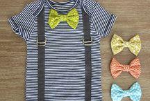 DIY baby clothes